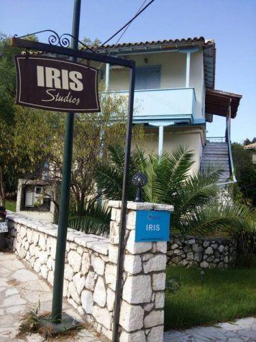 Grčka Lefkada Agios Nikitas Vila Iris