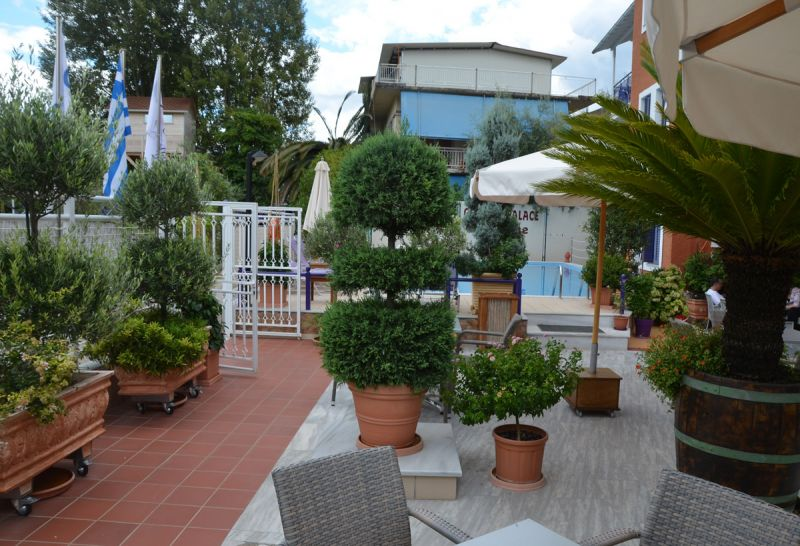 Grčka Lefkada Nidri Vila George Palace