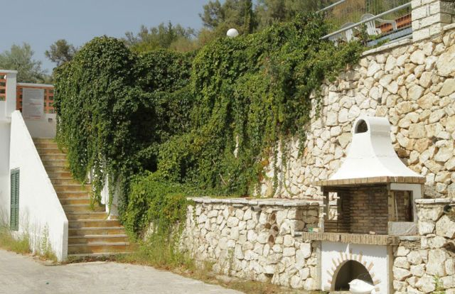 Grčka Lefkada Vila Island View