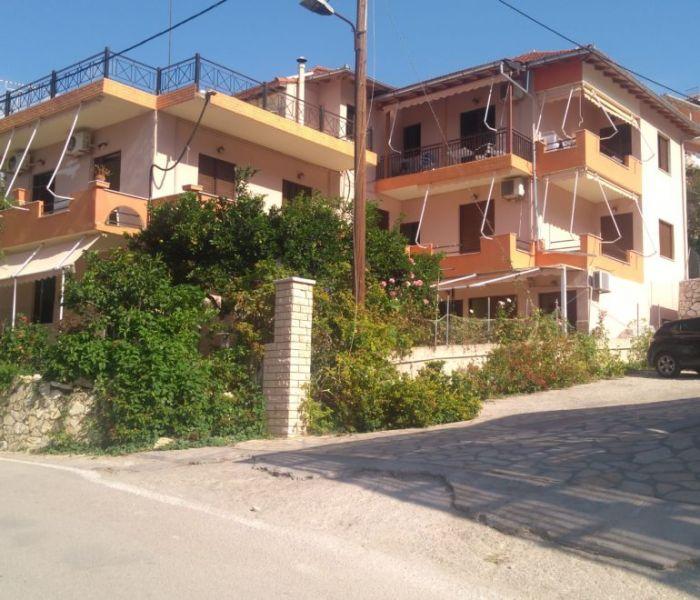 Grčka Lefkada Vasiliki Vila Katerina