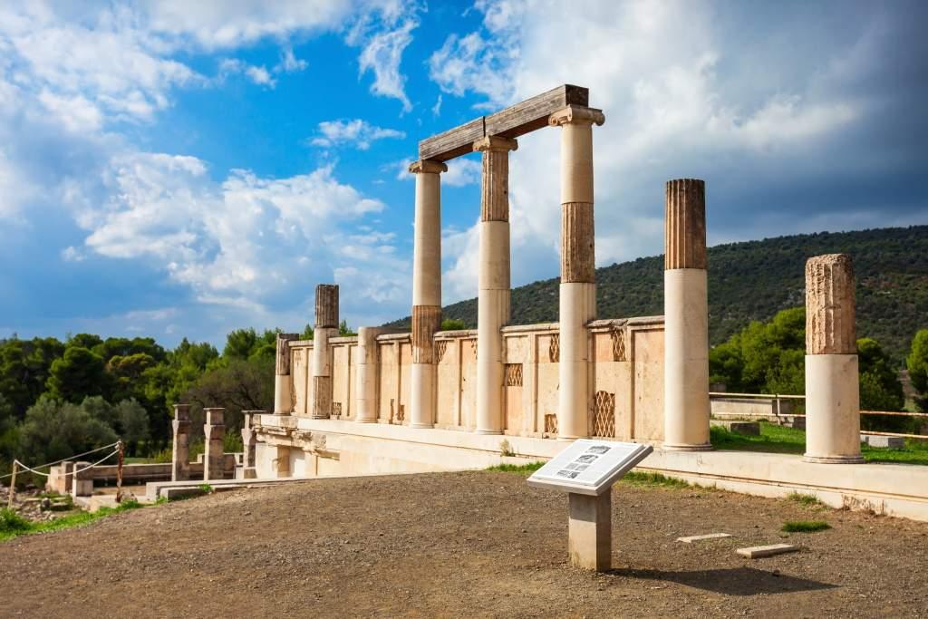 Putovanje Lutaki Epidaurus