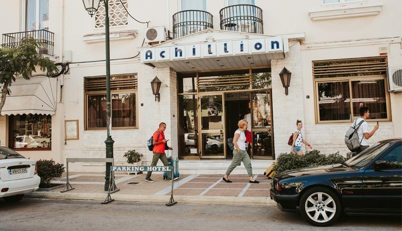 Hotel Achilion Lutraki