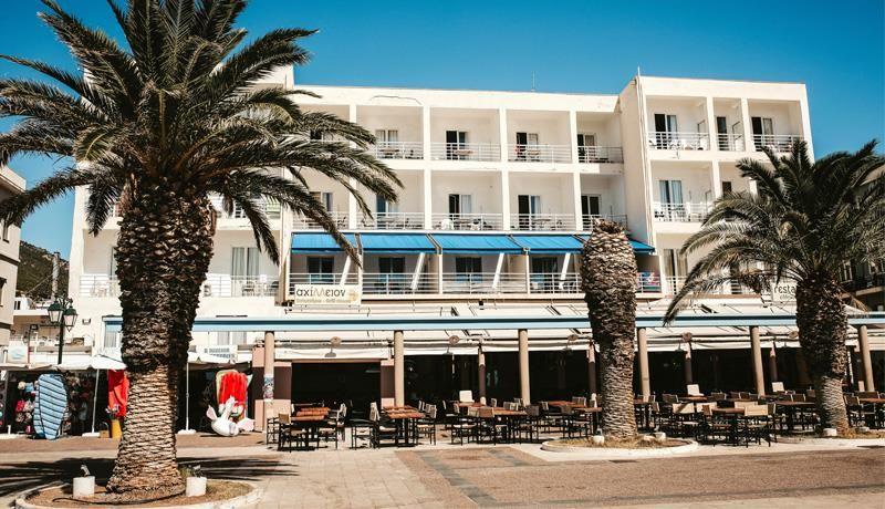 Hotel Achilion Grčka