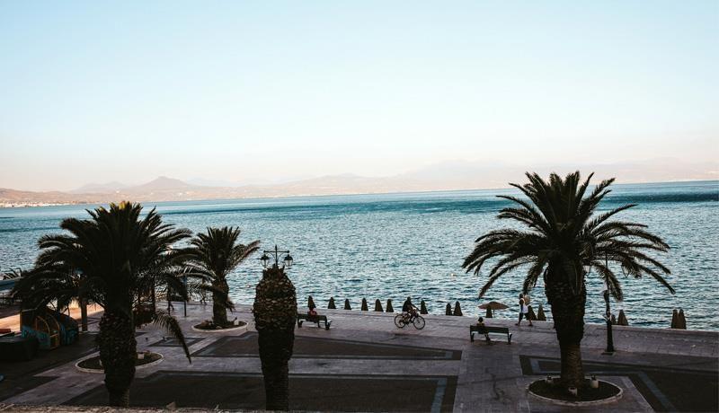Hotel Achilion Pogled