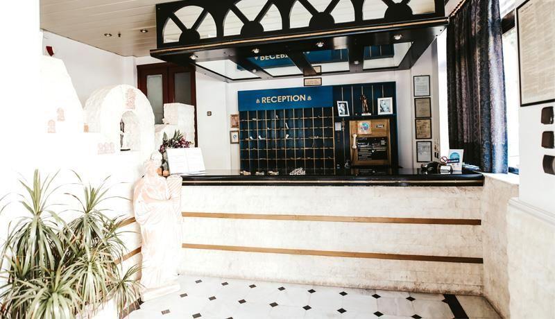 Hotel Achilion Hol