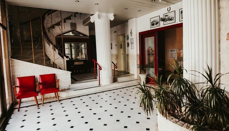 Hotel Achilion Ulaz