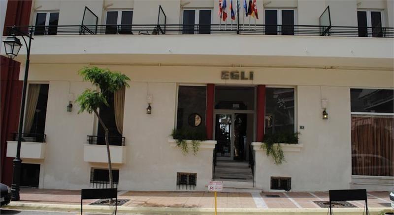 Hotel Aegeli Lutraki