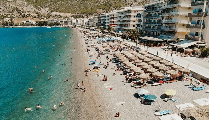 Hotel Mantas plaža