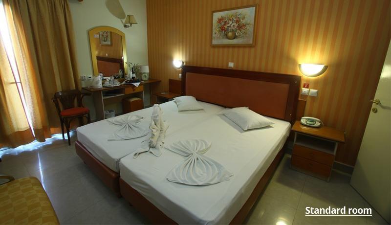 Hotel Mantas bračni krevet
