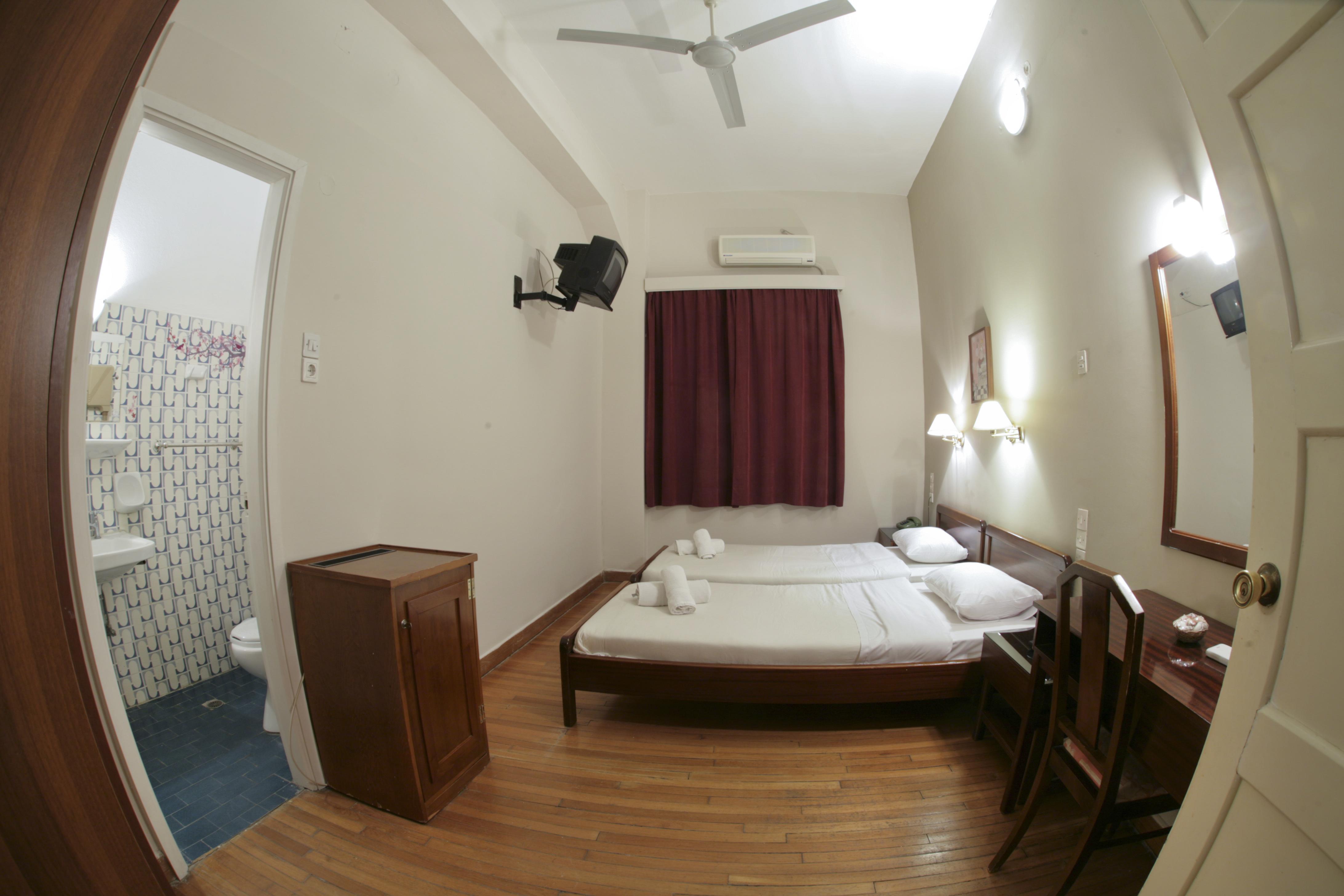Hotel Vasilikon grčka