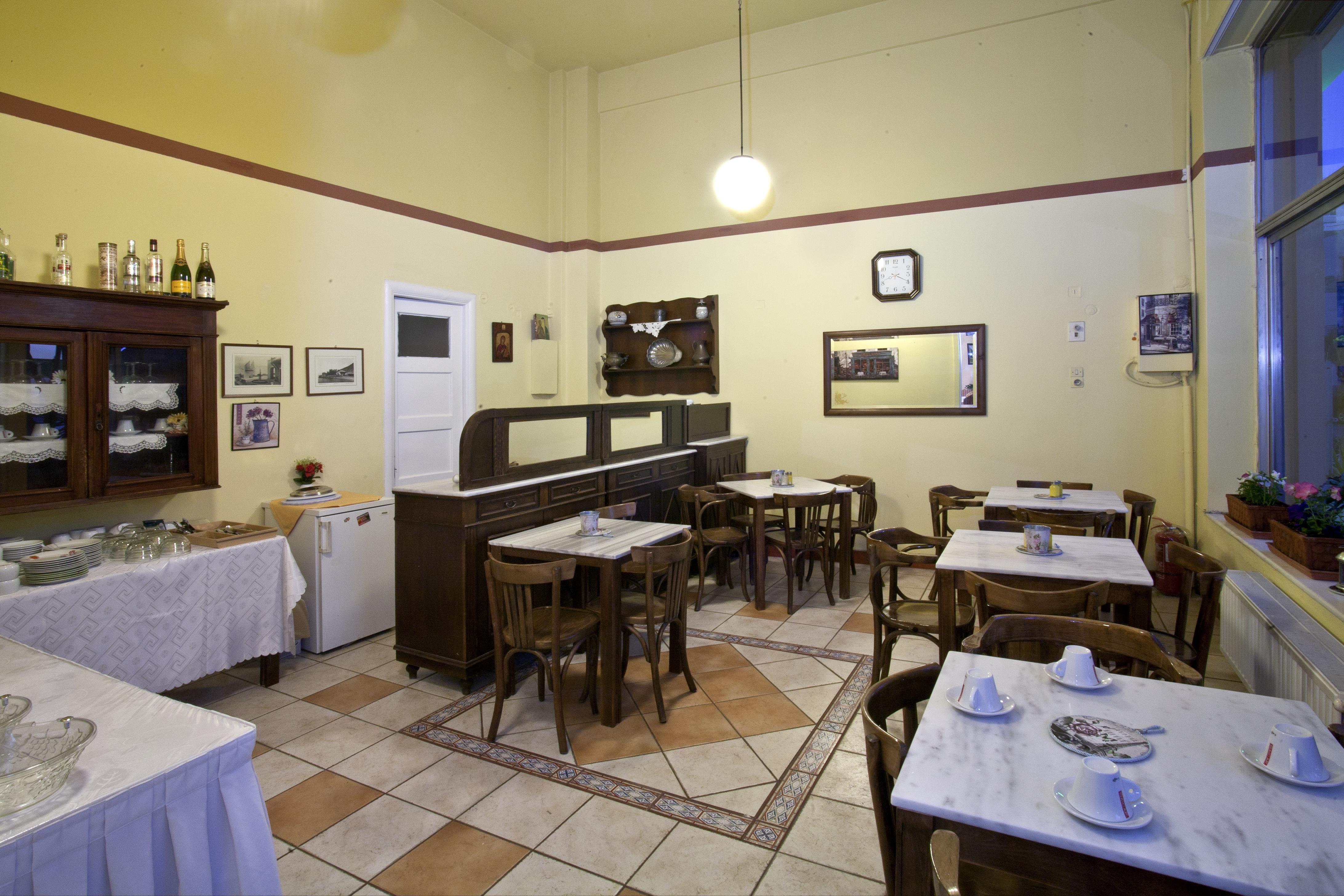 Hotel Vasilikon Dnevni Boravak