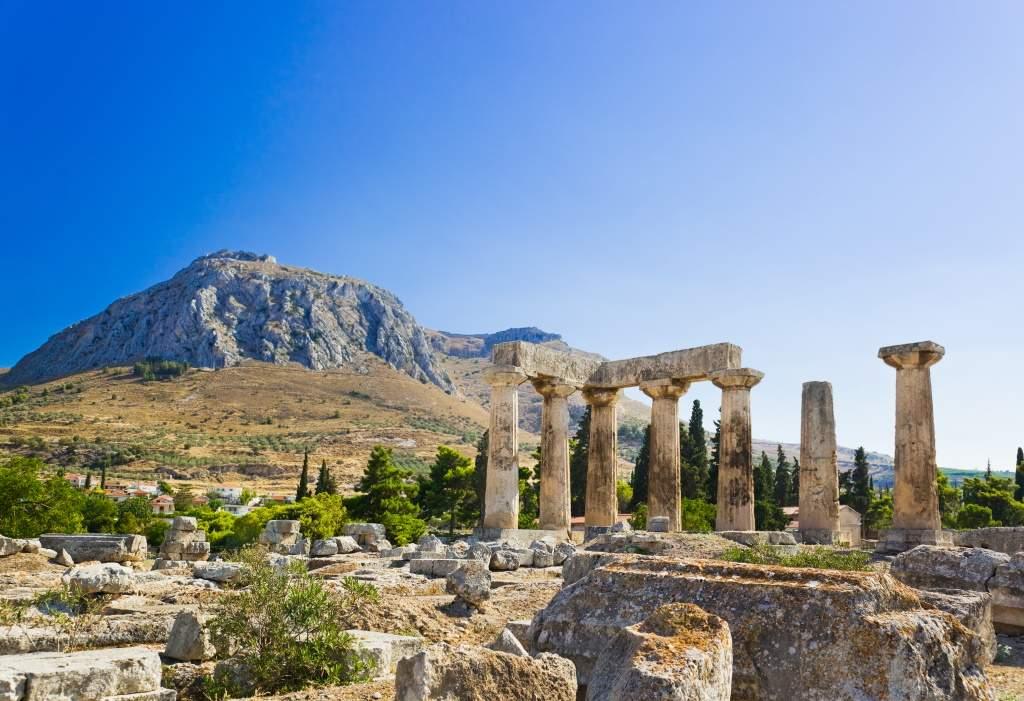 Putovanje Peloponez Korint