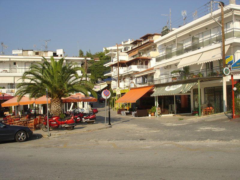 Grčka Neos Marmaras Vila Santala