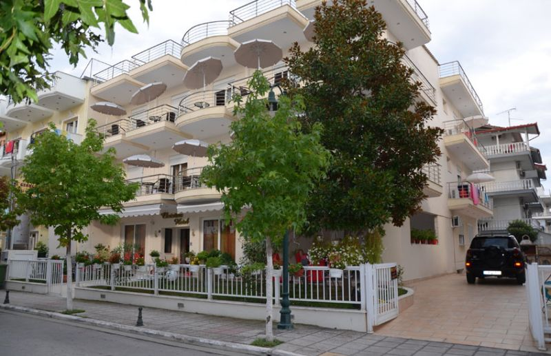 Grčka Olimpic Beach Vila Christina