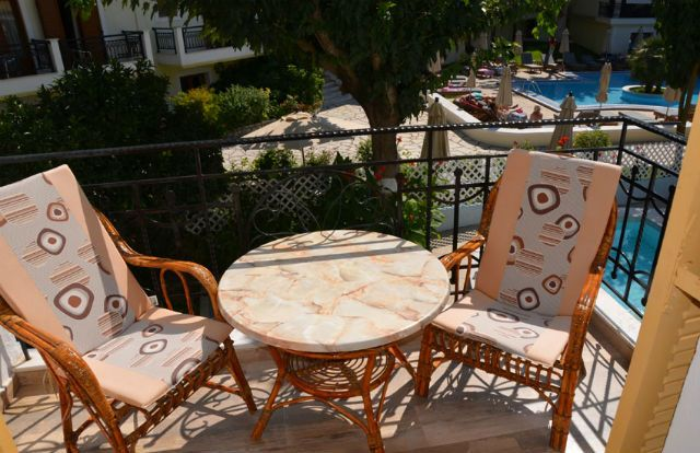 Grčka Parga Pansion Oasis