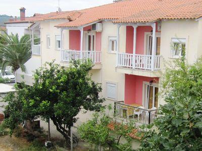 Grčka Pefkohori Vila Kariatis