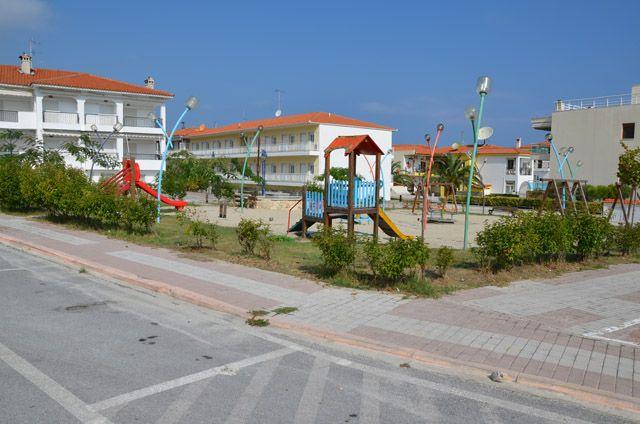 Grka Polihrono Vila Erodios