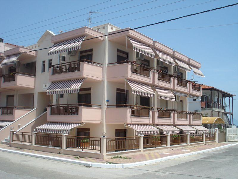 Grčka Sarti Vila Ostraco