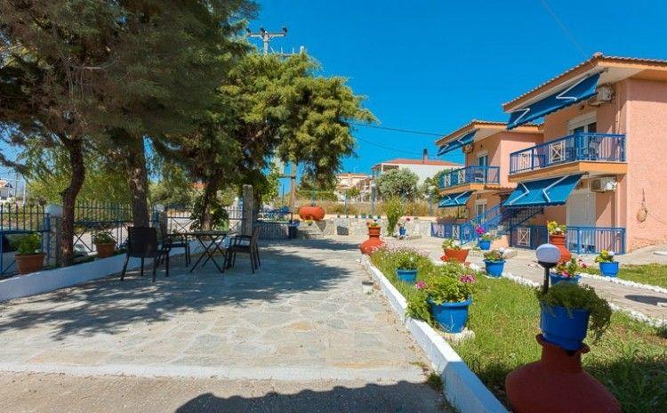 Grčka Limenarija Vila Panorama