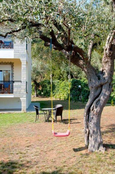 Grčka Tasos Vila Garden Studios