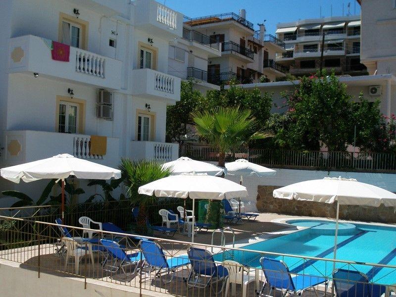 Grčka Peloponez Tolo Apartmani Skalidis