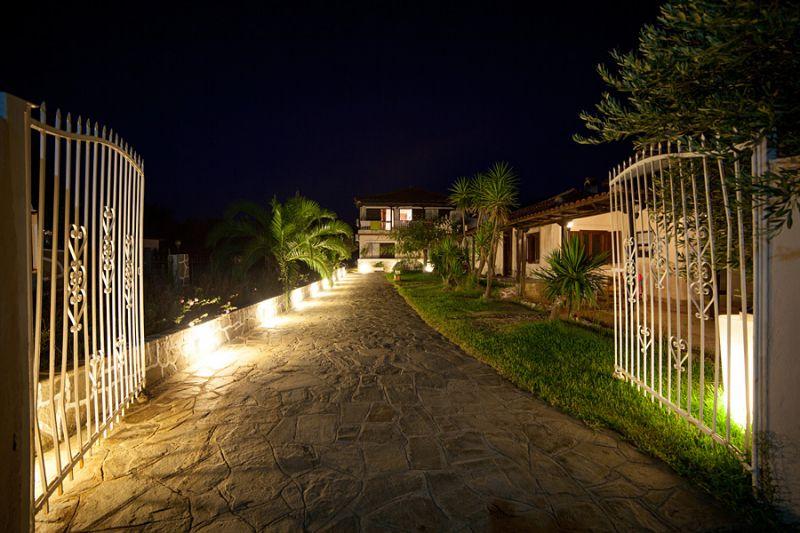 Vila Duvas Grčka Toroni