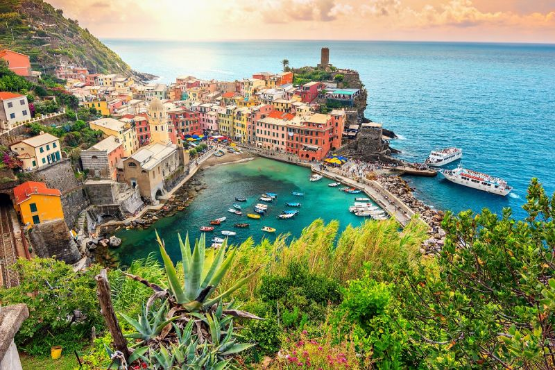 Putovanje Cinque Terre