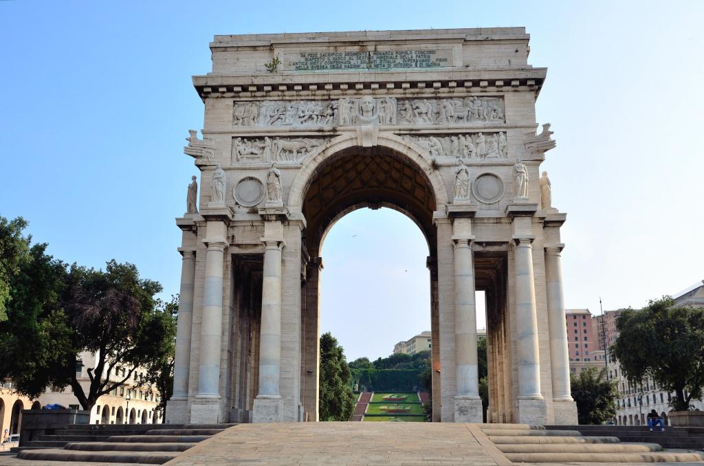Putovanje Italija Đenova
