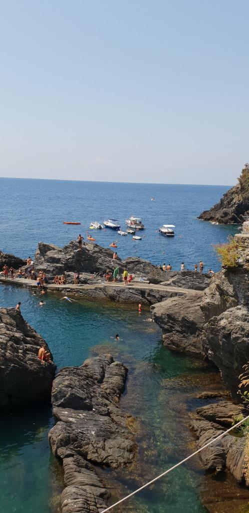 Montekatini Letovanje Cinque Terre