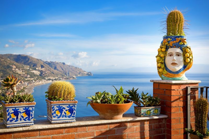 Letovanje Italija Sicilija Taormina