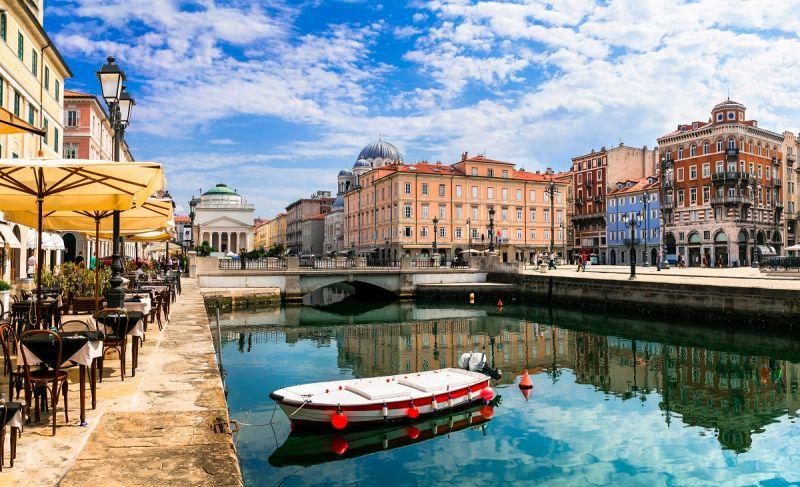 Putovanje Severna Italija Venecija Trst 2020