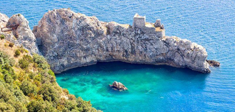 Letovanje Sicilija 2018 Kapri