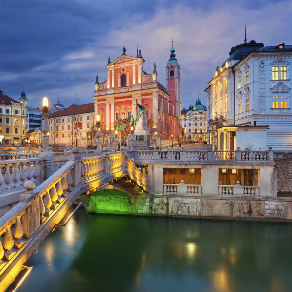 Putovanje Ljubljana 2020