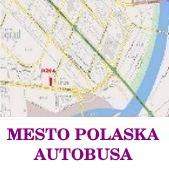 Mesto Polaska Autobusa Beograd