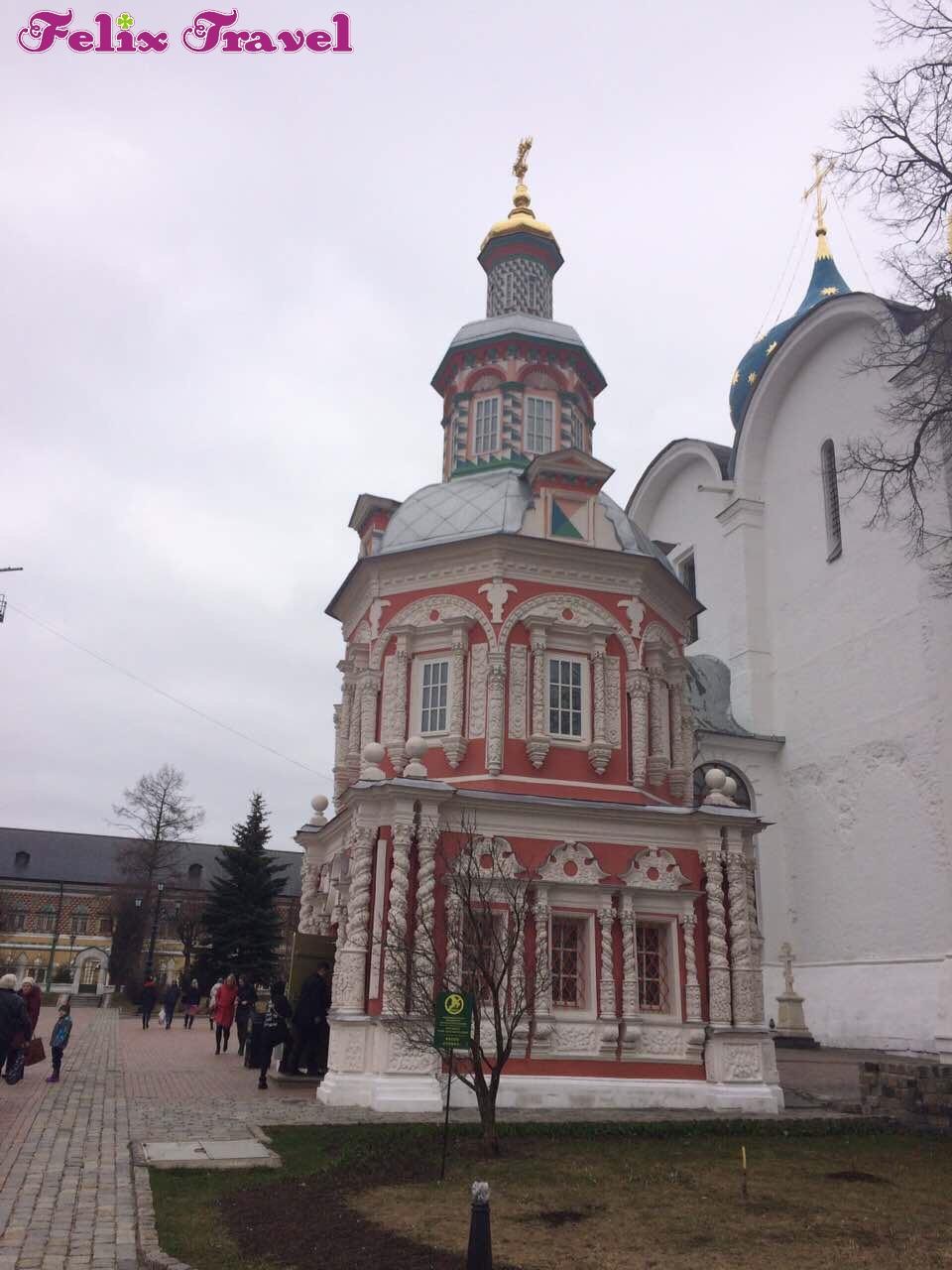 Putovanje Uskrs Moskva 2018