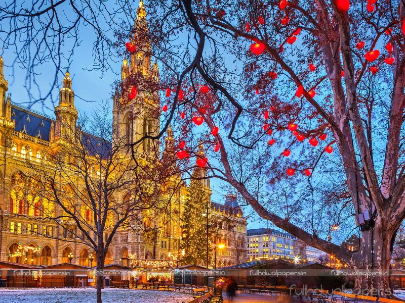 Doček Nove 2020 Godine Beč
