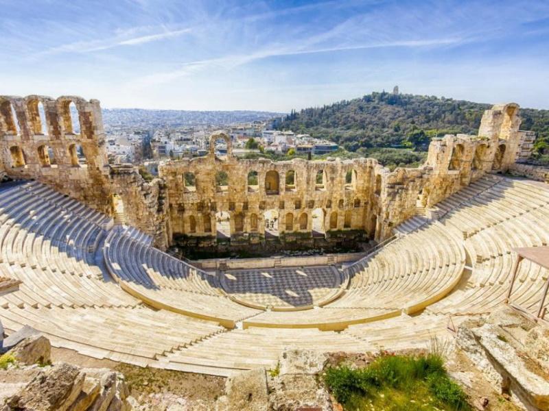 Jesen Putovanje Atina i Lutraki 2020