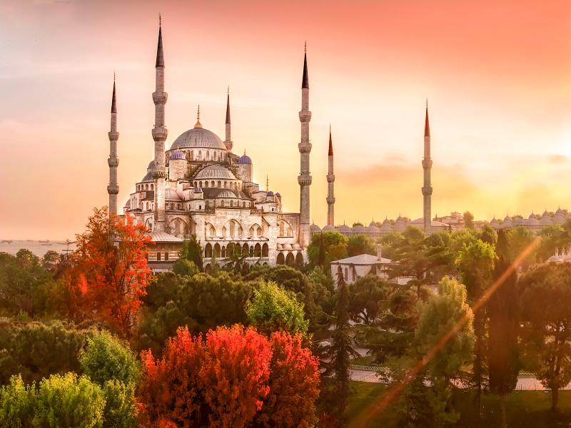 Istanbul Putovanje 2020