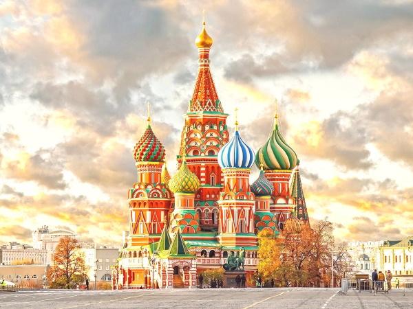 Jesen Putovanje Moskva Sankt Peterburg 2020