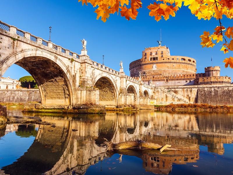 Jesen Putovanje Rim Napulj Sorento Kapri 3 Noći 2020