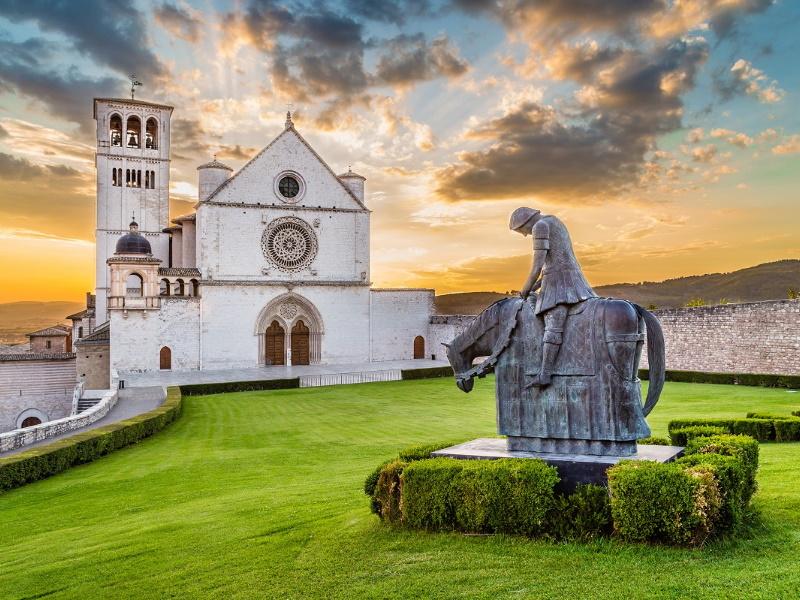 Nova Italija Umbria Toskana Putovanje 2020