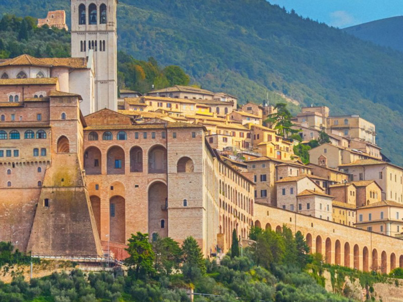 Nova Italija Umbria Toskana Putovanje 2019