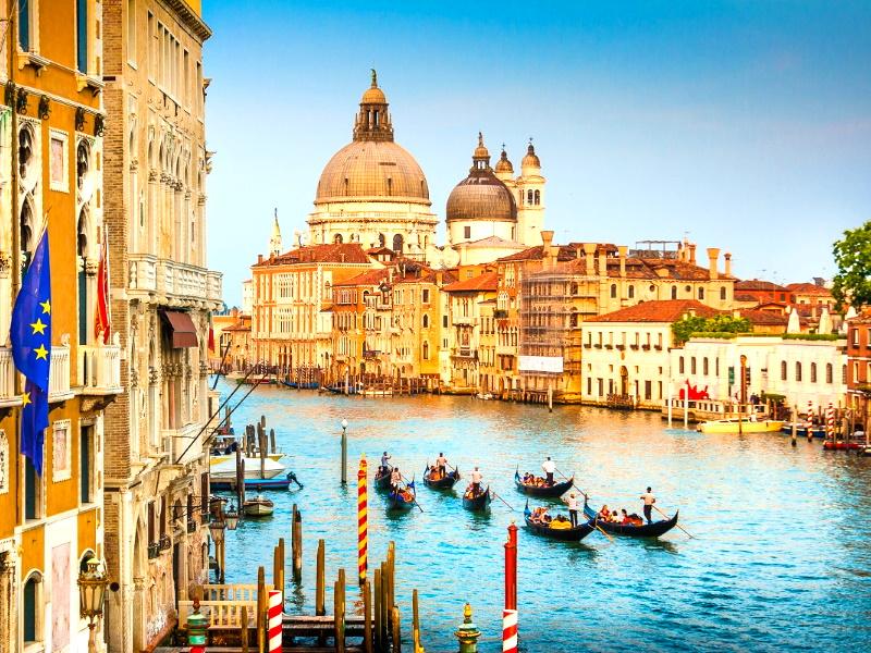 Venecija Putovanje 2020