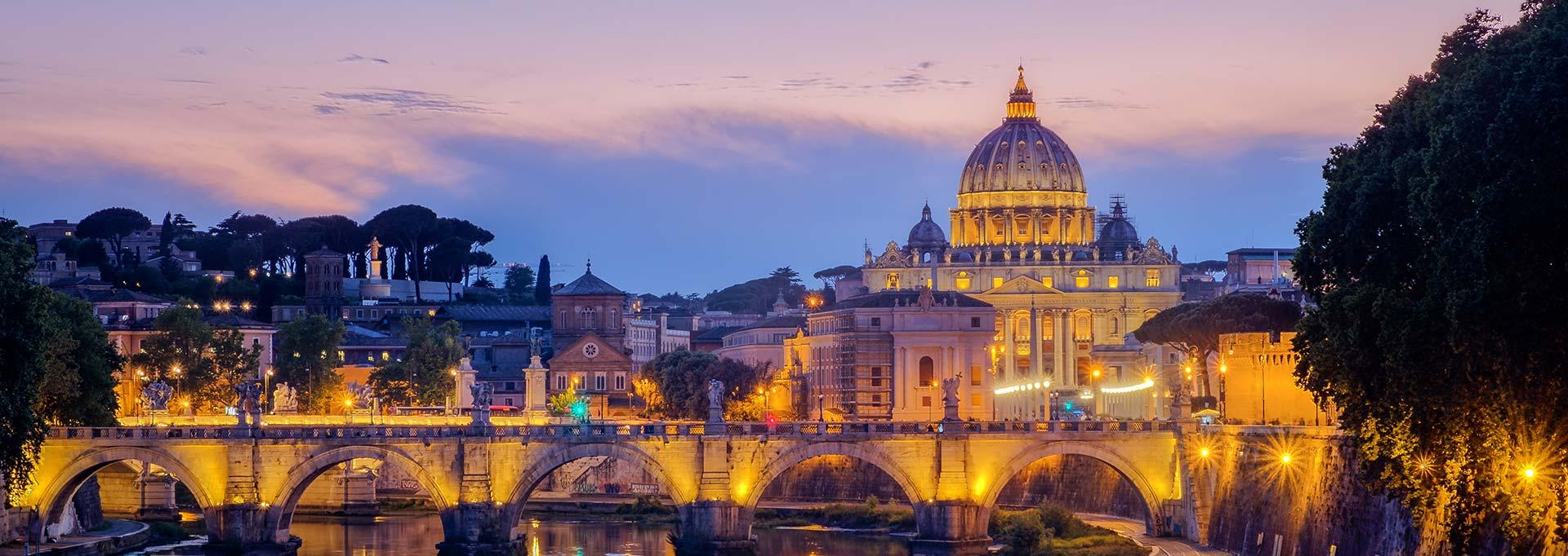 Jesen Putovanje Rim 2021