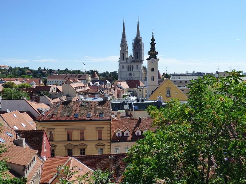 Zagreb Putovanje 2020