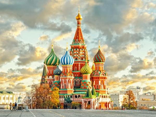 Proleće Moskva Avionom 2020