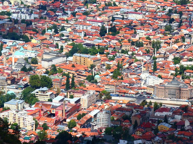 Prvi Maj Sarajevo 2020