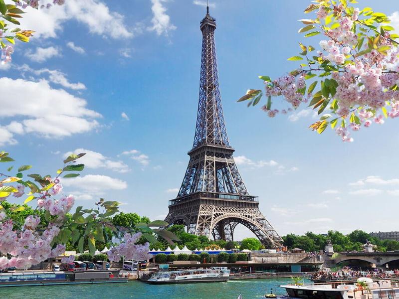 Uskrs 2021 Pariz