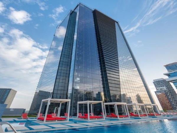 Letovanje Dubai Canal Central Business Bay 5*