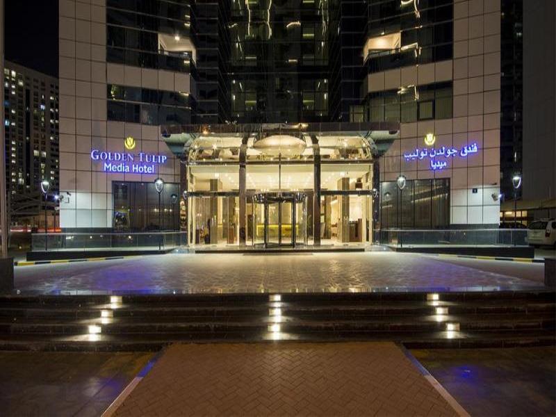 Letovanje Dubai Golden Tulip Media Hotel 4*